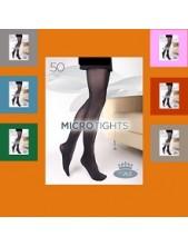 Punčochové kalhoty MICROtights 50DEN barevné