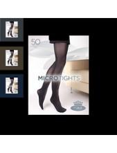 Punčochové kalhoty MICROtights 50DEN i nadměrné XXL