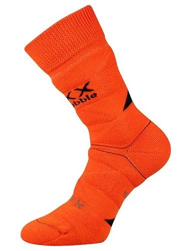 GRADE sportovní ponožky VoXX, neon oranžová