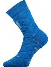 FORCE ponožky VoXX dvouvrstvé, modrá