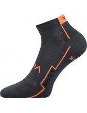 Ponožky VoXX KATO - balení 3 páry, tmavě šedá