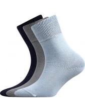 ROMSEK dětské 100% bavlněné ponožky Boma, mix kluk