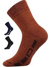 SPACÍ ponožky Boma - tmavé barvy