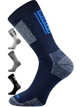 Ponožky VoXX - Extrém, černá vel. 23-25 a 32-34