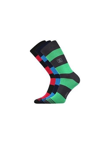 32cd2e4d4df DESTRIP společenské ponožky Lonka - balení 3 páry