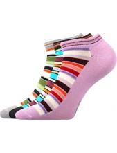Ponožky Boma Piki dámské Mix 28 - balení 3 páry