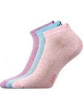 Dámské ponožky Boma PIKI Mix 30 - balení 3 páry