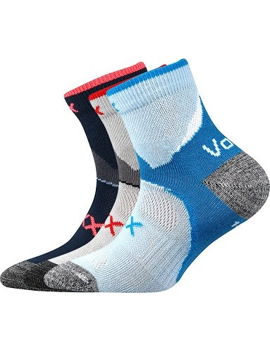 MAXTERIK dětské sportovní ponožky VoXX, mix A