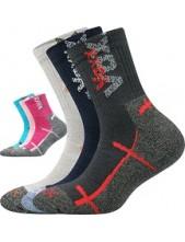 WALLÍK dětské sportovní ponožky VoXX - balení 3 páry