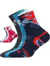 ALKIK dětské ponožky VoXX - balení 3 páry