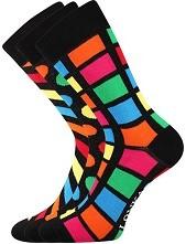 Ponožky Lonka WOODOO mix H - balení 3 páry