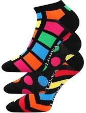 Ponožky Lonka WEEP mix H - balení 3 páry