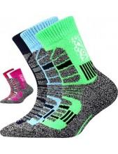 TRACTION dětské sportovní ponožky VoXX - balení 3 páry