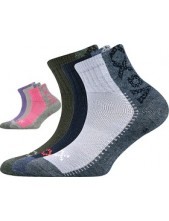 REVOLTIK dětské sportovní ponožky VoXX - balení 3 páry