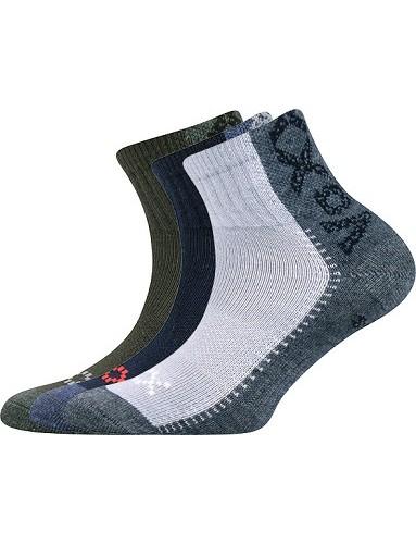 REVOLTIK dětské ponožky VoXX, mix A
