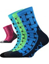 JEFFIK dětské sportovní ponožky VoXX