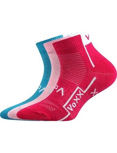 KATOIK dětské sportovní ponožky VoXX, Mix A holka