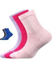 Dětské sportovní ponožky VoXX REGULARIK - balení 3 páry