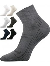 RABAN bambusové ponožky Lonka - balení 3 páry