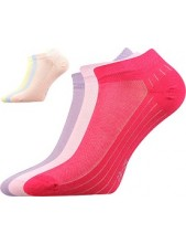 Ponožky Lonka Rasty - balení 3 páry v barevných mixech