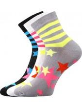Ponožky Boma JANA Mix 45
