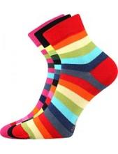 Ponožky Boma JANA Mix 46 - balení 3 páry