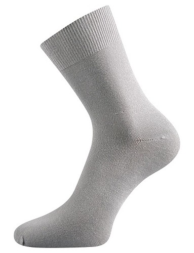 Ponožky Lonka - Badon-a světle šedá