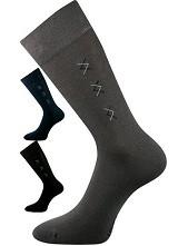 DORATEK společenské ponožky Lonka, balení 3 páry