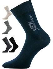 Ponožky Lonka - Design, balení 3 páry