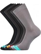 Ponožky Boma Week, balení 7 párů