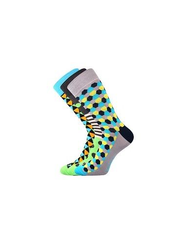 1e90f20b960 Ponožky Lonka WOODOO mix J
