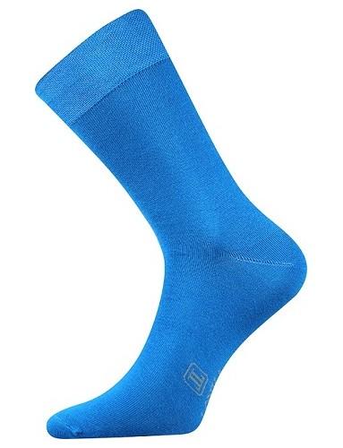 DECOLOR ponožky Lonka, středně modrá