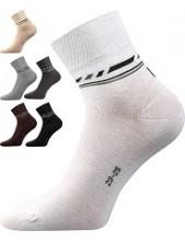 Ponožky Lonka Flora 03, balení 3 páry