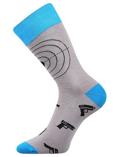 WEAREL 007 společenské ponožky Lonka 8d60e8eef7