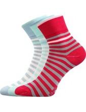 Ponožky Lonka ESYLE mix B, modrá