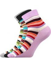 Ponožky Boma JANA Mix 28 - balení 3 páry