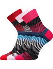 Ponožky Boma IVANA Mix 43 - balení 3 páry