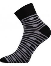 Ponožky Boma - IVANA Mix 39 černá