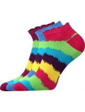 Ponožky Boma Piki dámské Mix 39 - balení 3 páry