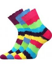 Ponožky Boma IVANA Mix 41 - balení 3 páry