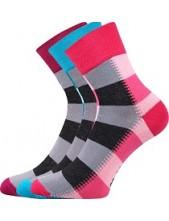 Ponožky Boma JANA Mix 40 - balení 3 páry