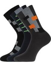 Ponožky Koskana Mix 01 - balení 3 páry