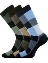 Ponožky Koskana Mix 02 - balení 3 páry