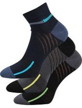 Ponožky Boma Piki Mix 47 - balení 3 páry i nadměrné velikosti