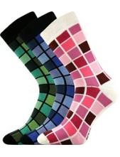 Ponožky Koskana Mix 04 - balení 3 páry