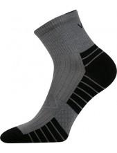 BELKIN bambusové sportovní ponožky VoXX, tmavě šedá