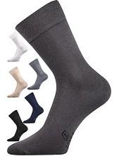 Výprodej velikosti od 26 do 31 (39-46) DASILVER společenské ponožky Lonka - balení 3 páry