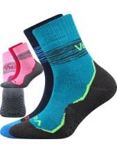 Výprodej vel. 20-22 (30-34) PRIME ABS dětské protiskluzové ponožky VoXX - balení 2 páry