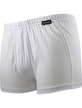 Pánské funkční boxerky SELECT 03, bílá