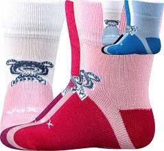 da373a04532 SEBÍK kojenecké bambusové ponožky VoXX
